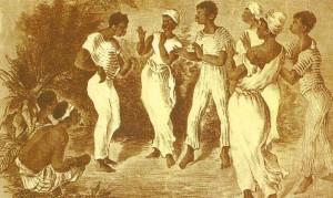 Rio Carnival Slaves