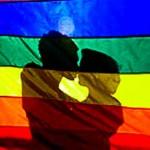Gay Rio Carnival Flag