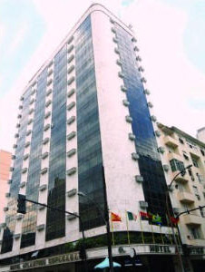 Hotel Atlantico Copacabana carnival help desk