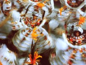 rio carnival samba parade
