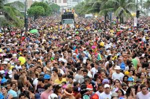 Rio Carnival Street Parades