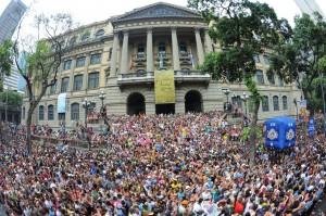Rio Centro Street Carnival