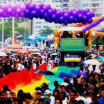 gay rio carnival street parade