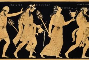 Carnival History Dionysus