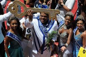 Rio Carnival King Momo
