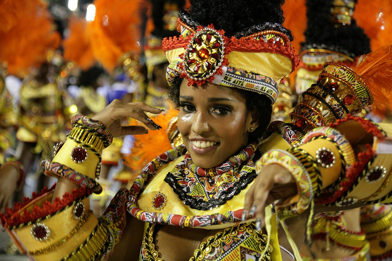 Rio Carnival. Like No Other!